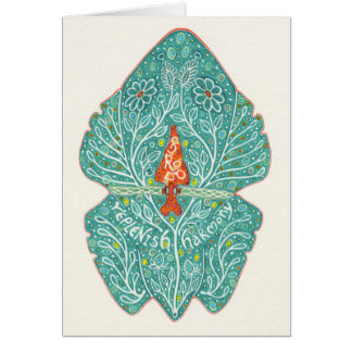 Frog replenish harmony notecard