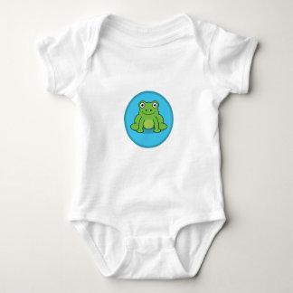 Frog Shirt Baby