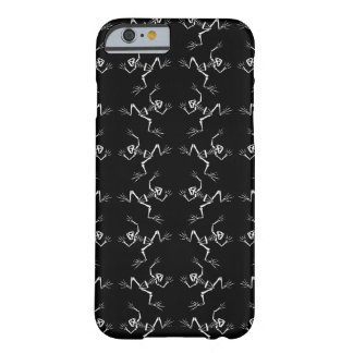 Frog Skeletons Barely There iPhone 6 Case