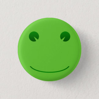 Frog Smile Button