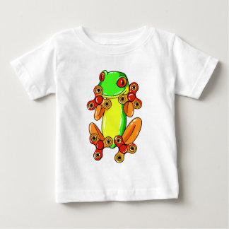 Frog spinner baby T-Shirt