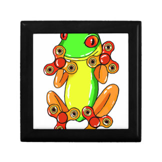 Frog spinner gift box