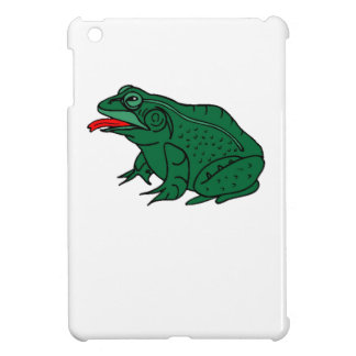 Frog Sticking Out Tongue Case For The iPad Mini