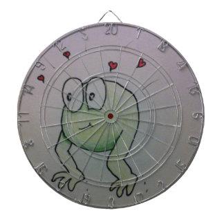Frog the Alien Dartboard