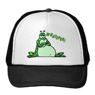 Frog whatever cap