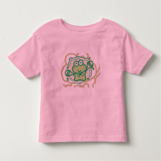 Frog with Maracas Tshirts and Gifts