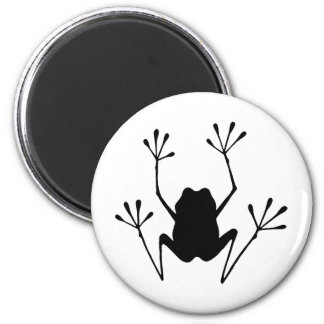 Frogeee 6 Cm Round Magnet