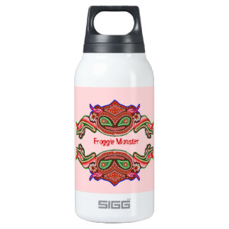 Froggie Monster - Frog Cartoon 0.3 Litre Insulated SIGG Thermos Water Bottle