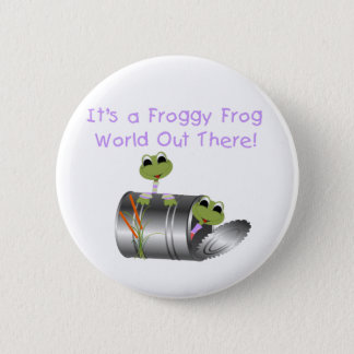 FROGGY FROG WORLD Button