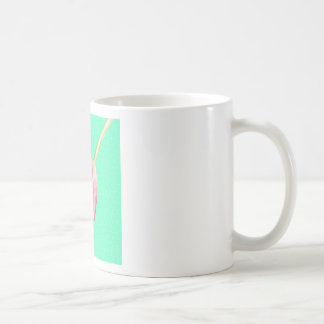 Froggy green coffee mug
