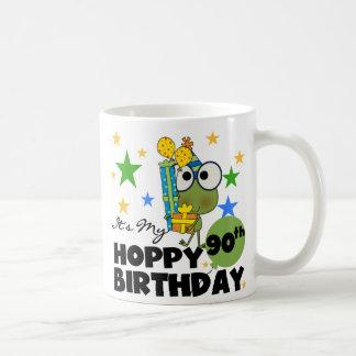 Froggy Hoppy 90th Birthday Coffee Mug