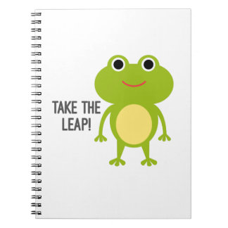Froggy Photo Notebook (80 Pages B&W)