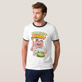 Froggy Ribbit Official T-Shirt