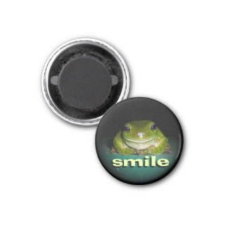 Froggy Smile Magnetic Magnet