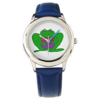 Froggy Wristwatch
