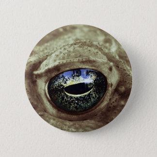 frogi 6 cm round badge