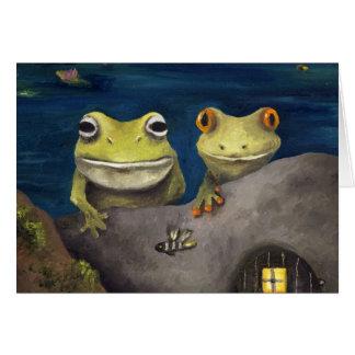 Frogland Detail Card