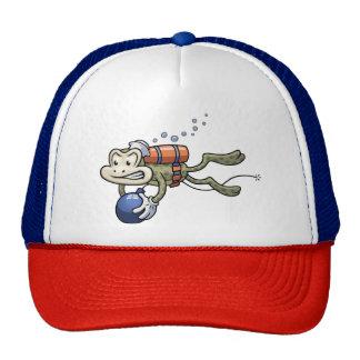 Frogman Cap
