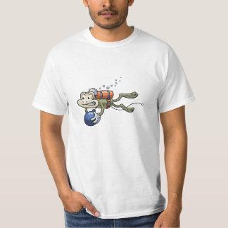 Frogman Shirt