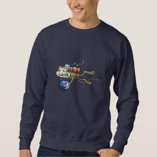 Frogman Sweatshirt
