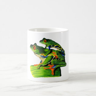 Frogs Coffee Mug