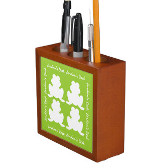 Frogs Desk Organiser