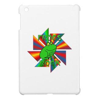 Frogs Rock iPad Mini Cases