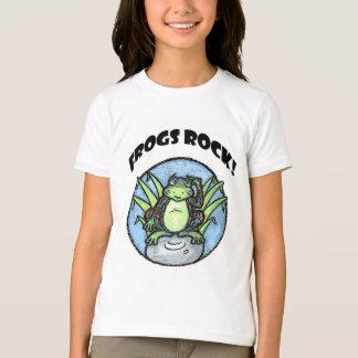 Frogs Rock T-Shirt