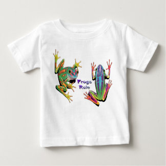 Frogs Rule Infant T-Shirts