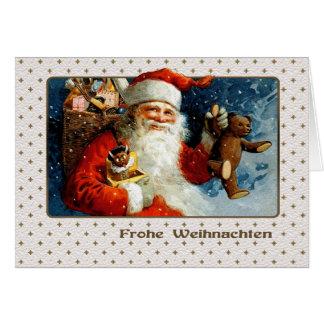 vintage german christmas cards invitations photocards more. Black Bedroom Furniture Sets. Home Design Ideas