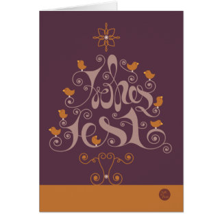 Frohes Fest Card