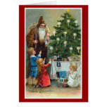 """""""Frohliche Weihnachten"""" Vintage Christmas Greeting Card"""