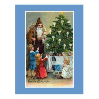 """""""Frohliche Weihnachten"""" Vintage Christmas Postcard"""