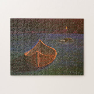 From a Distance 14x11 Puzzle with Gift Box