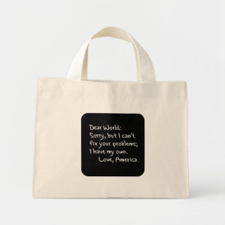 From America with Love Tote Bags