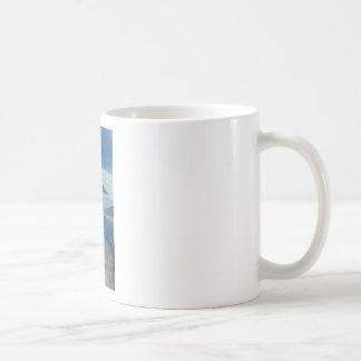 From an Airplane Basic White Mug