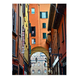 From Bologna With Love Postcard
