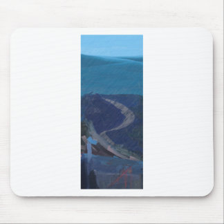 From Chaos To Sea Dunes Mouse Pad