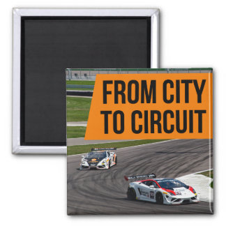 From City To Circuit Magnet