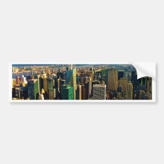 From Empire State Building Bumper Sticker