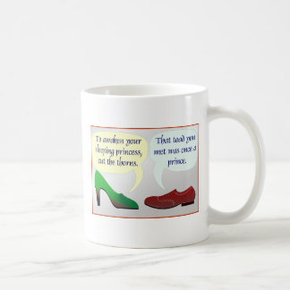 From Fairytale Princess to Frog Prince and Toad Coffee Mugs