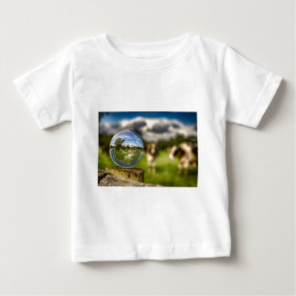 From Grass To Glass Baby T-Shirt