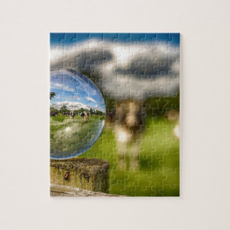 From Grass To Glass Jigsaw Puzzle