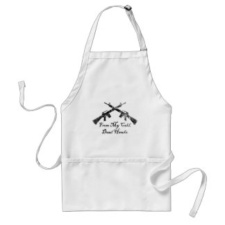 From My Cold, Dead Hands Standard Apron