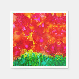 From My Garden Napkins Disposable Serviette