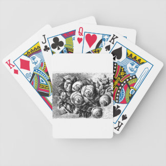 From my Secret Garden.tif Bicycle Playing Cards