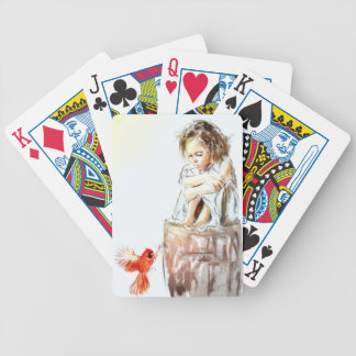 from my spirit I belong Bicycle Playing Cards