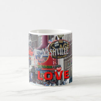 From Nashville With Love -- coffee cup
