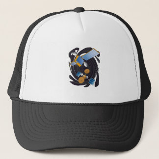 FROM OUTER WORLDS TRUCKER HAT