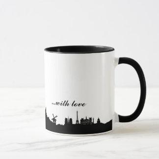 From Paris with coils Mug